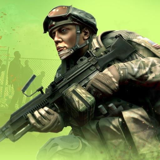 US Army Sniper Death Survival - Rogue Assault 3D