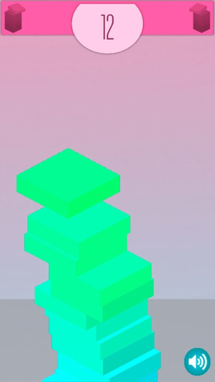 Tower Stack UP – 3D Block down game for kids