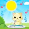 英語でアニメーションの子供の歌HD - iPhoneアプリ