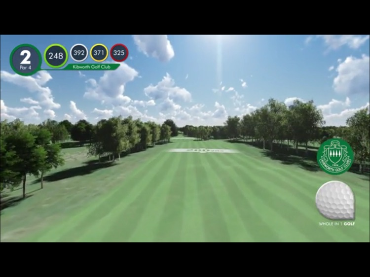 Kibworth Golf Club - Buggy screenshot-3
