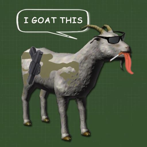 Goat Commando 3D