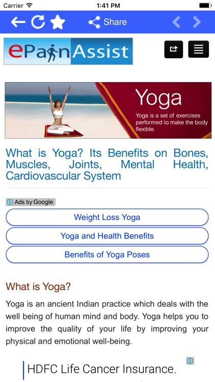 Yoga & Chakra screenshot-3