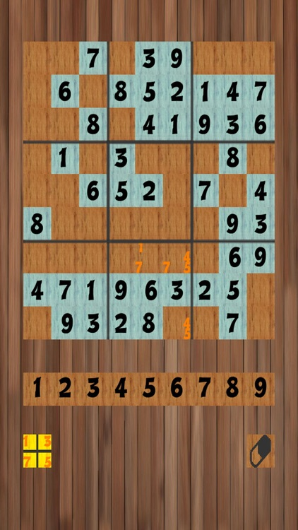 Sudoku English screenshot-0