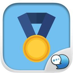 Awards Stickers & Emoji Keyboard By ChatStick