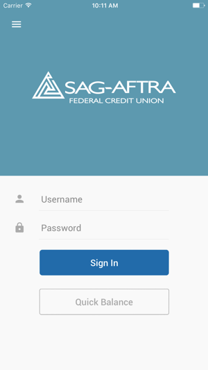 Sag Aftra Fcu >> Sag Aftra Fcu On The App Store