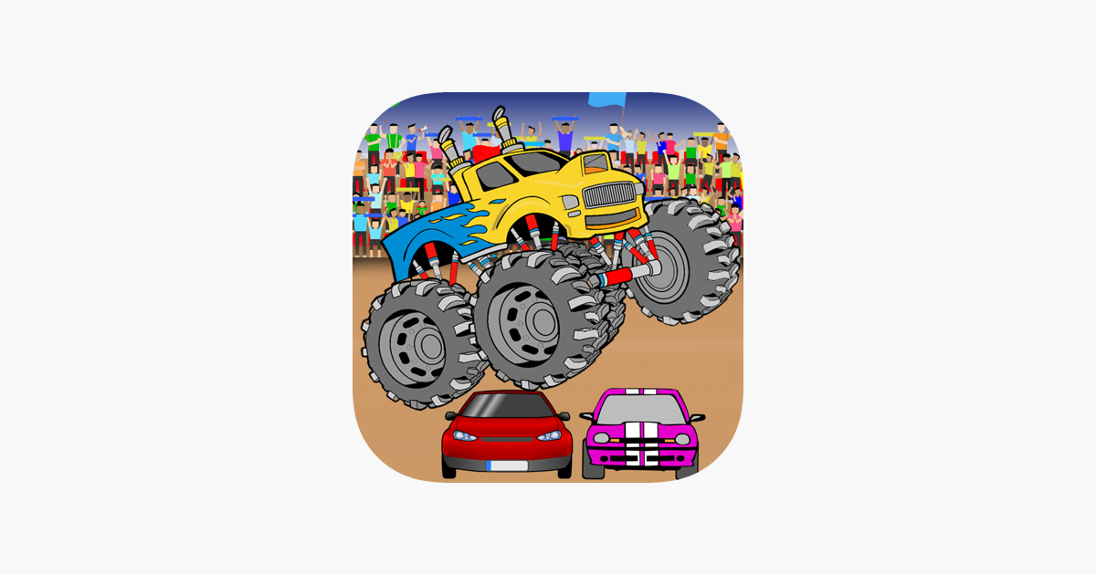 Boyama Kitabi Oyunlari Canavar Kamyon App Store Da