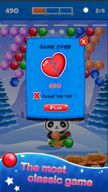 Bubble Panda Mania Pop screenshot-4
