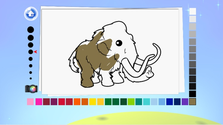 Cute Animal color books for Kids