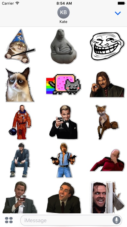 SO Memes Stickers