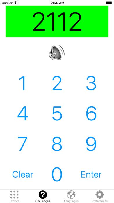 Fluent Numerals screenshot two