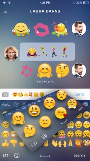 Vikey Keyboard - bàn phím tiếng việt đa năng emoji