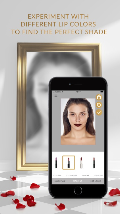 Beautio Makeup Editor: Beauty Selfie Cam, Makeover screenshot-3