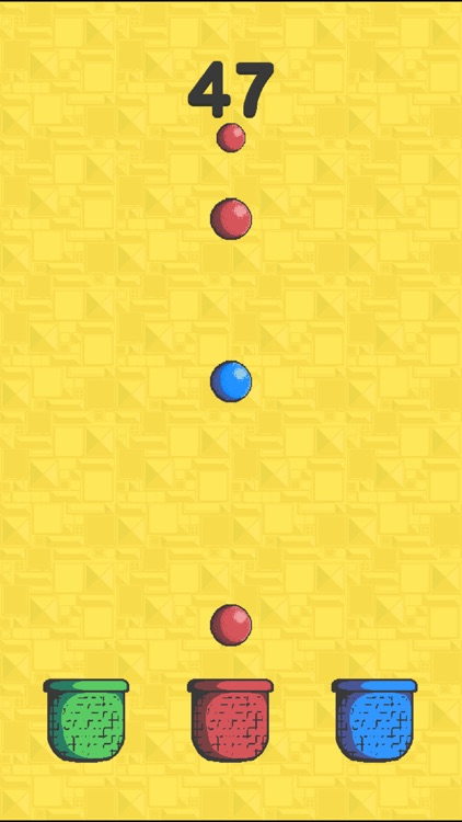 Catch a Color Deluxe - Casual Ball Dropping Game screenshot-0