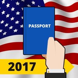 US Citizenship Test 2017 Free Edition