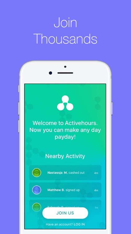 Activehours - Get Paid Today screenshot-4