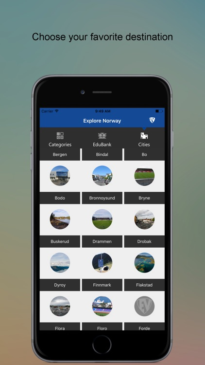 Explore Norway SMART Guide