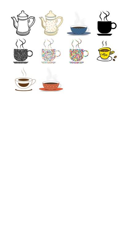 Coffee Sticker Pack!