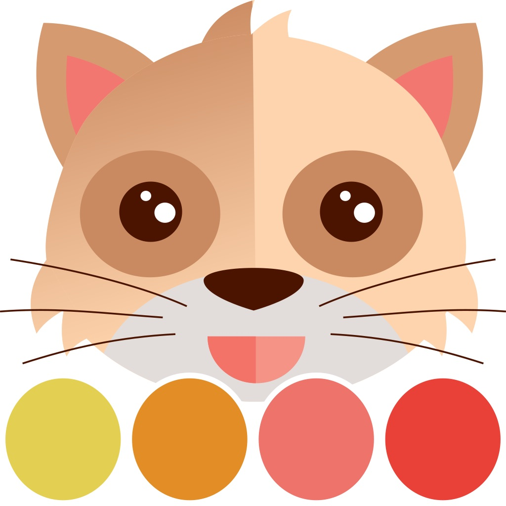 Animals Face Coloring Book 2017 v2 hack