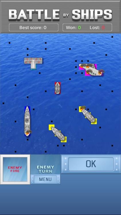 Battle by ships 20x20 screenshot-3