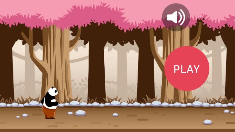 Jungle Little Panda Run