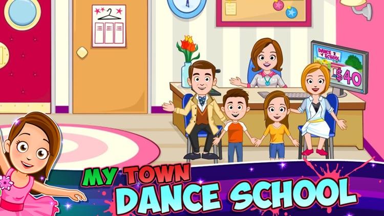 My Town : Dance School screenshot-0