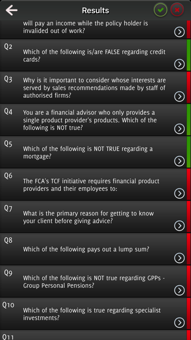 UK Regulation & Professional screenshot two