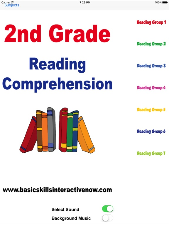Top 20 K12 Timed Reading Comprehension Practice Lite Apps For Iphone