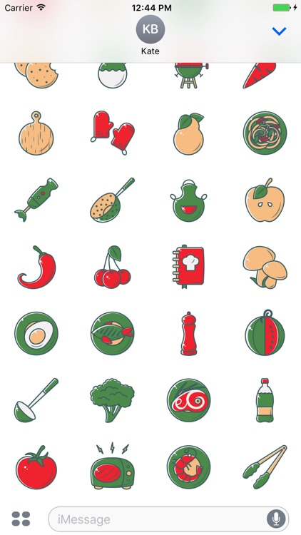 Foodie Sticker Pack