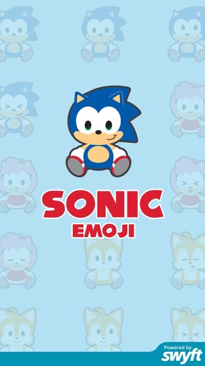 Sonic Emoji