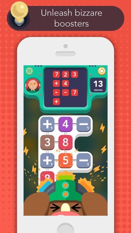 SUM IDEA - logic number puzzles screenshot-3