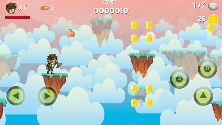 Super Adventure Run - Fun Running & Jumping Games