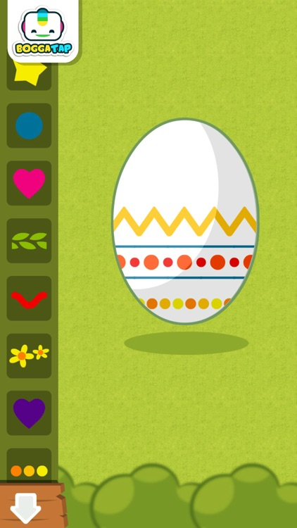 Bogga Easter - game for kids screenshot-1