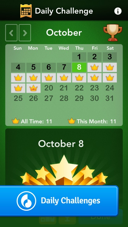Spider Solitaire by MobilityWare screenshot-2