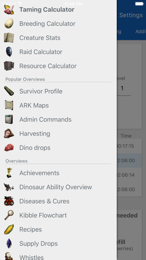 Survive ark companion on the app store survive ark companion on the app store malvernweather Images