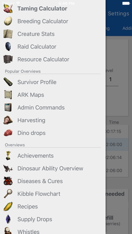 Survive ARK Companion