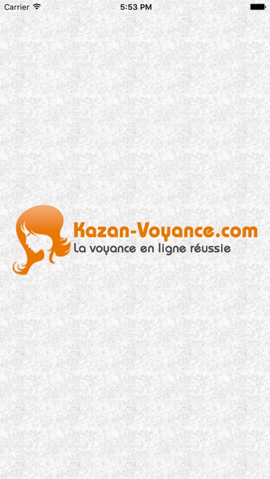 Screenshot #1 pour K-Voyance : la voyance en ligne réussie