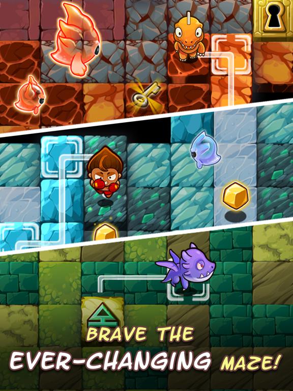 Caveboy GO screenshot 7
