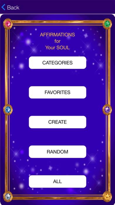 Affirmations for your Soulのおすすめ画像2