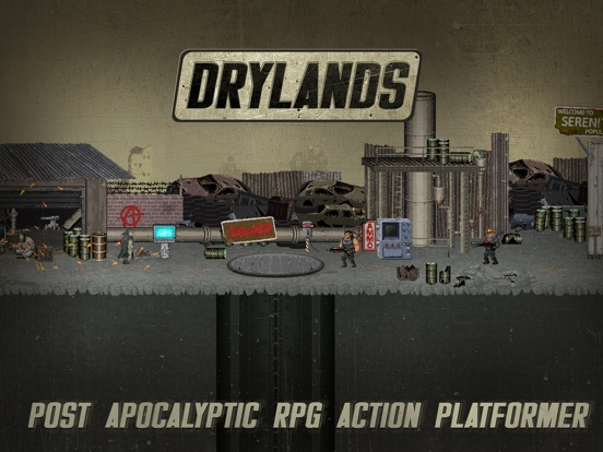 Drylands For iOS Reaches Lowest Price In Ten Months