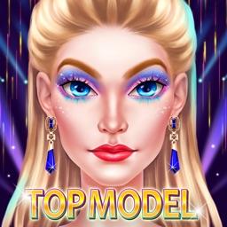 Top Model Salon - Fashion Star Girl Makeover