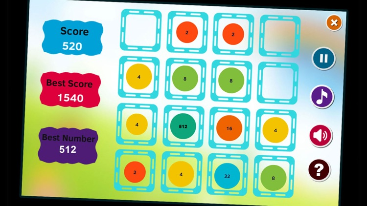 2048  Best Puzzle Game screenshot-3