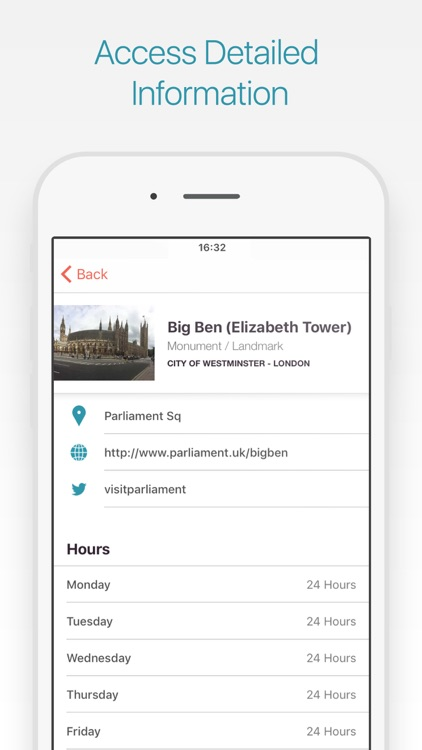 London Travel Guide and Offline City Map