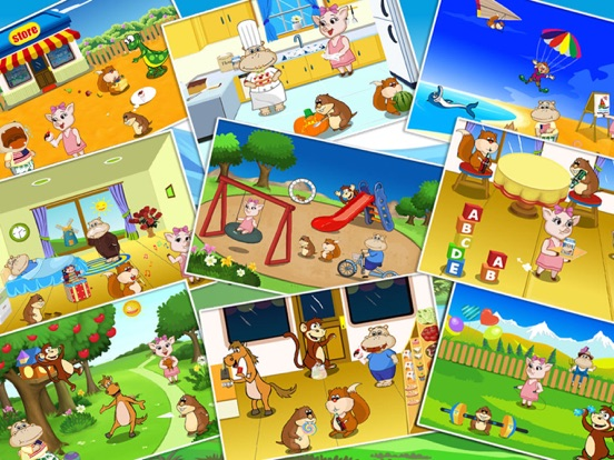 Christmas Shape Puzzle- Educational Preschool Appsのおすすめ画像5