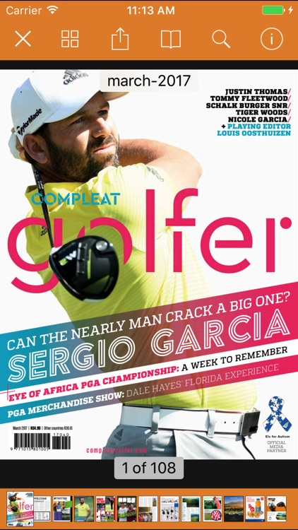 Compleat Golfer Magazine