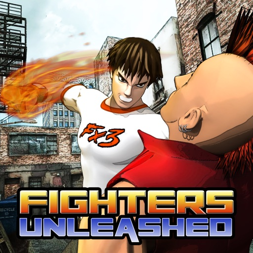 Fighters Unleashed iOS App