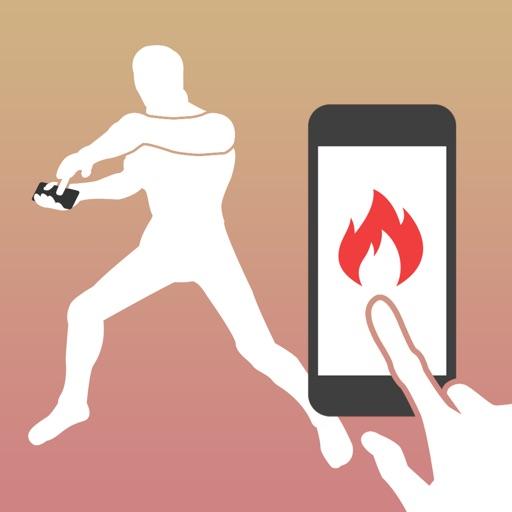 タップダイエット - タップだけでカロリーを燃やすアプリ