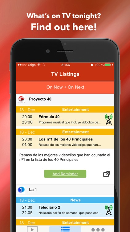 TV Music Online