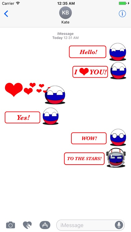 CountryBalls- RU screenshot-2