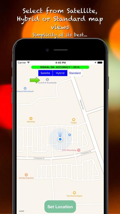 Return To - Find My Car screenshot-3