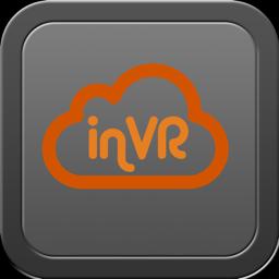 """Ícone do app inVR for """"Google Cardboard VR""""  Virtual Reality"""
